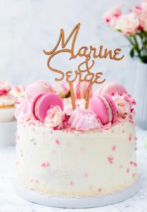 Top the cake personnalisé